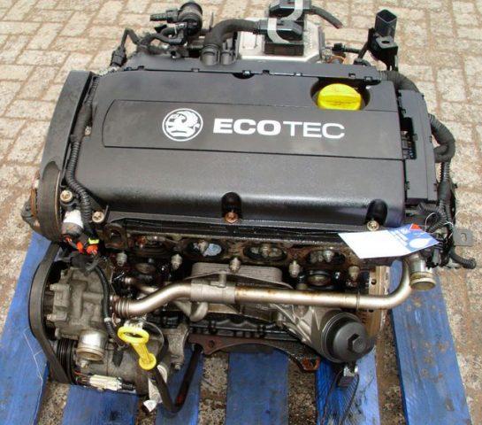 Движок EcoTec Opel Astra H