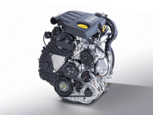 Двигатель Лачетти