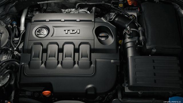Двигатель TDi для Шкода Октавия