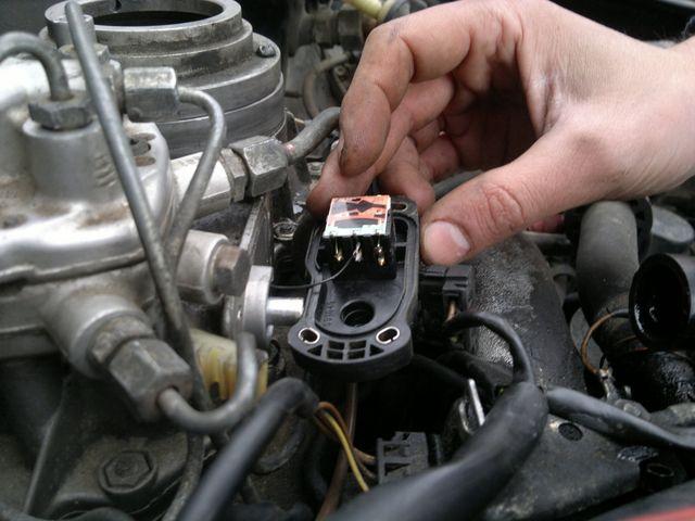 Восстановление мотора М102 1.8