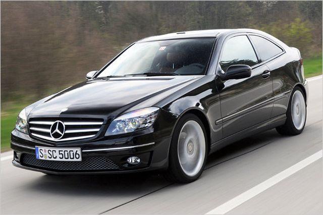Mercedes-Benz CLC 230