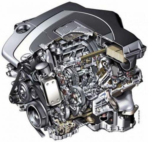 Мотор М272 Е25