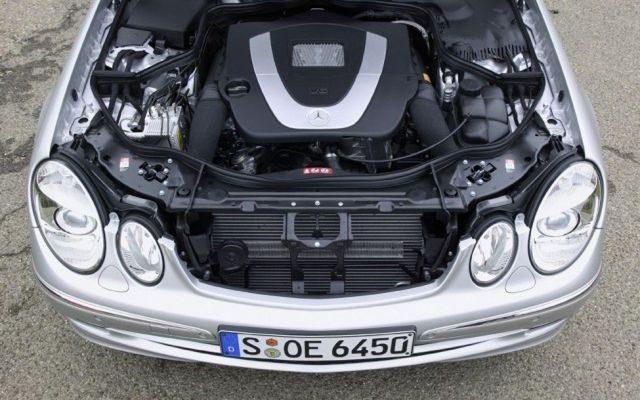 Модификация двигателя М272 Е30