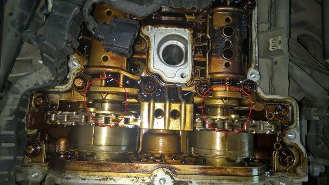 Обслуживание мотора М273 КЕ46