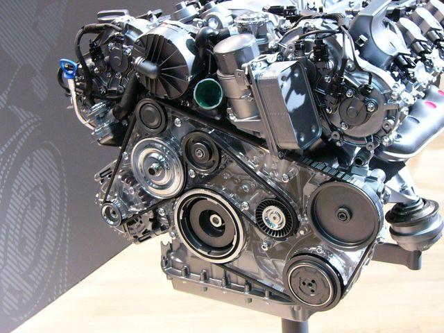 Мотор М273 КЕ55