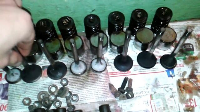 Клапаны и тарелки 11183