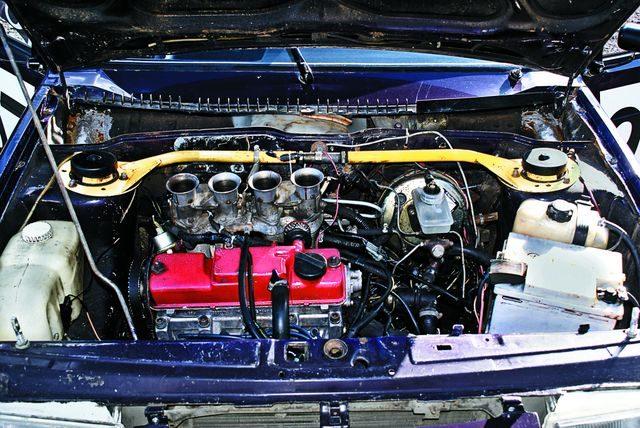 Тюнинг двигателя 21099