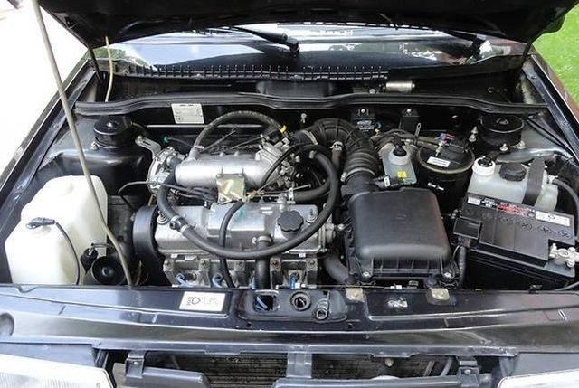Мотор 21099
