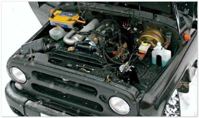 Мотор 4091