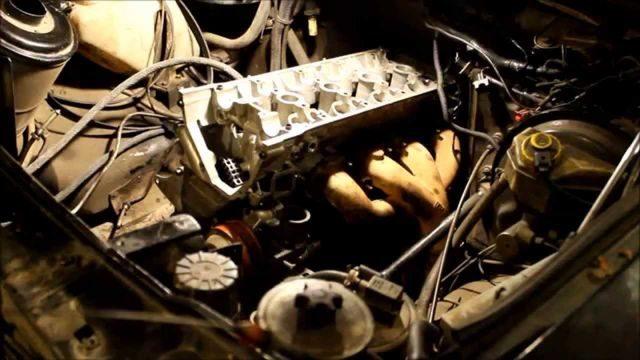 Ремонт двигателя 4091