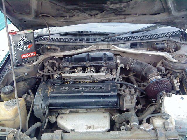 Мотор 4А«Black Top»