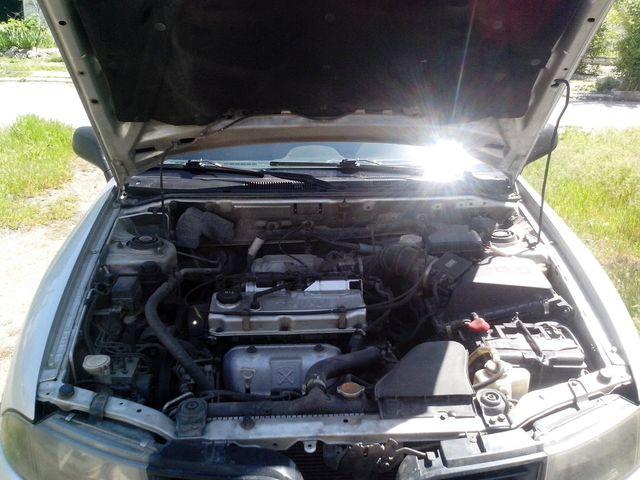Мотор 4G92