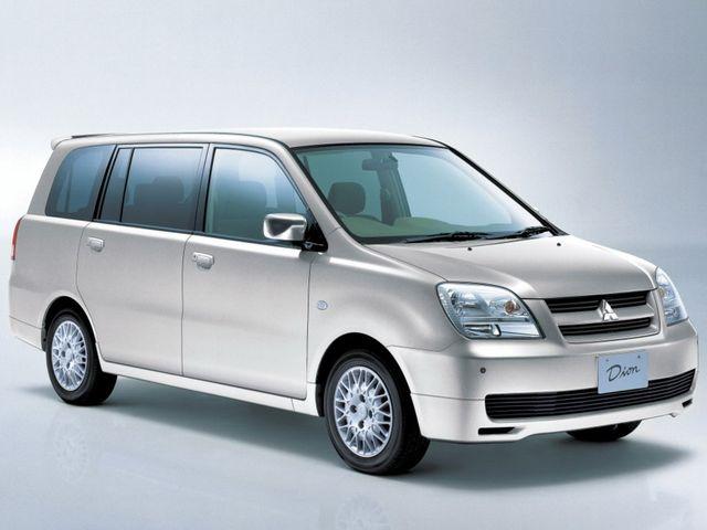 Mitsubishi Dion 4G94