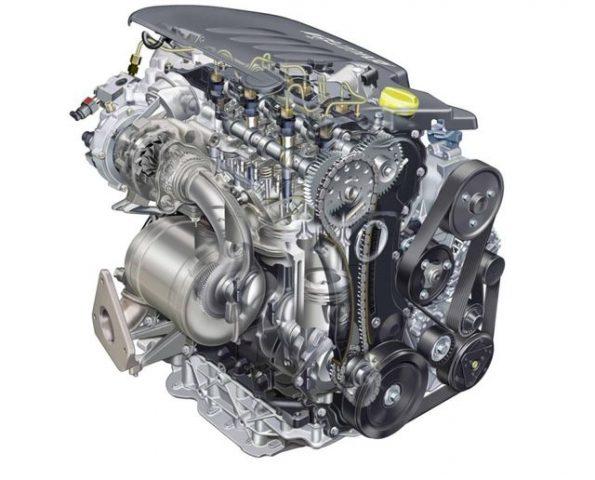 Мотор MERCEDES-BENZ B-Class