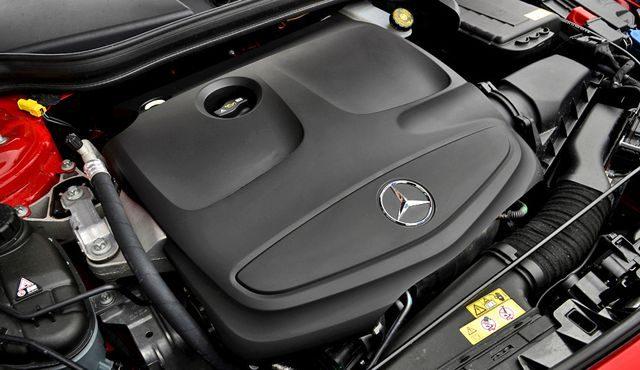 Мотор CLA-Class