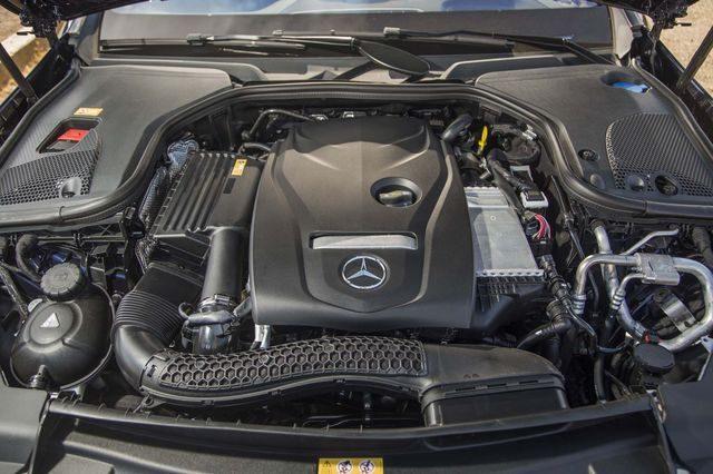 Двигатель CLK-Class
