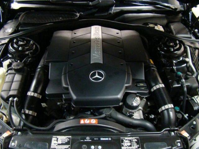 Мотор MERCEDES-BENZ CL-Class