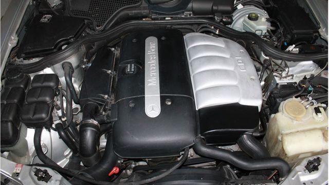 Двигатель E-Class