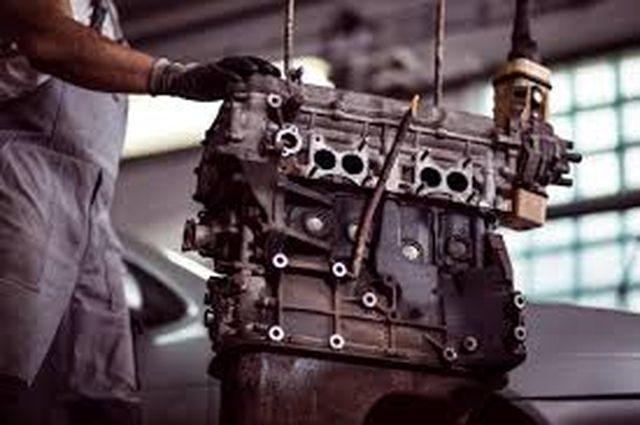 Двигатель EA211
