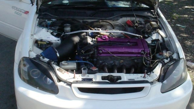 Двигатель F20В