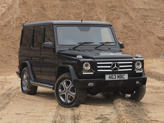 Mercedes-Benz G-Class (Geländewagen)