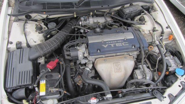 Двигатель H23A