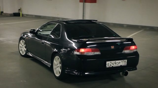 Хонда Прелюд H23A