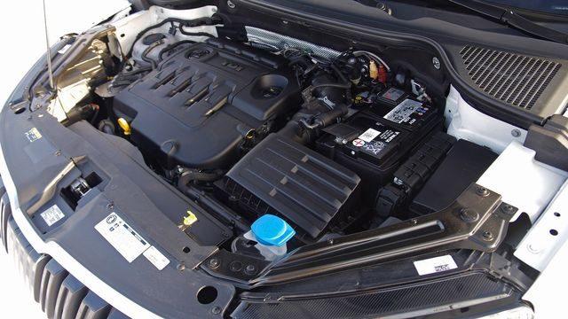 Мотор TDi Skoda Karoq