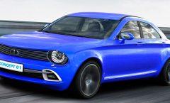 """Lada 2101 """"Mustang"""""""