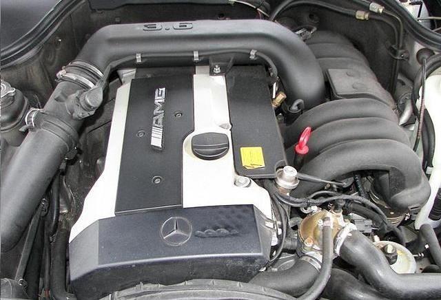 Мотор M104 E32