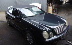 Mercedes-benz Clk-class