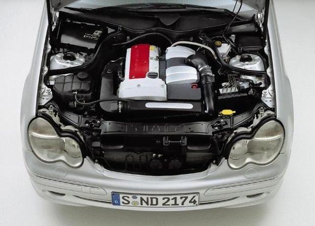 Двигатель M111 E23