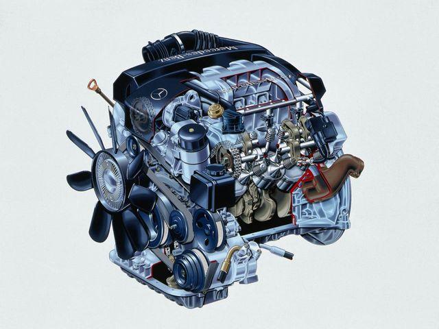 Мотор М112 Е24