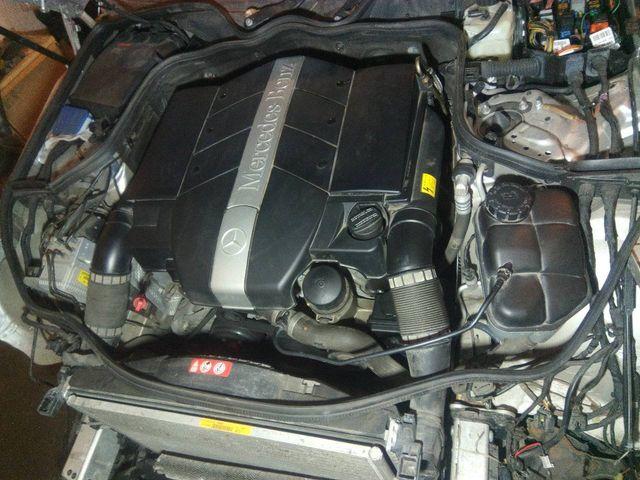 Двигатель М112 Е24