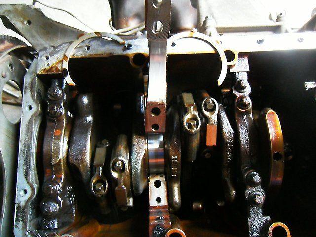 Ремонт мотора M112 E26