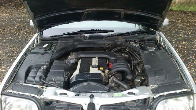 Мотор М104 Е32