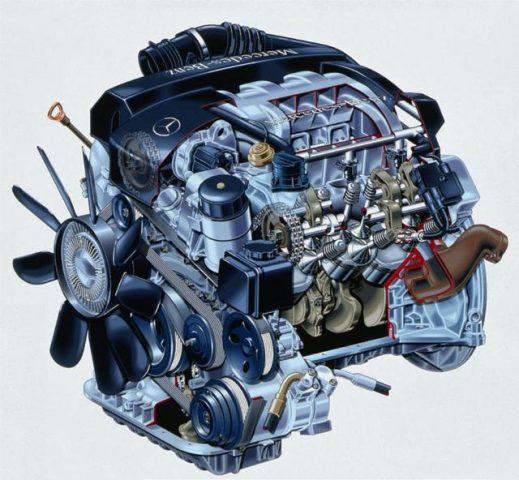 Мотор M112 E37