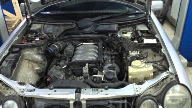 Мотор M113 E50