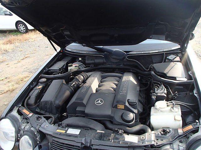 Мотор M113 E43