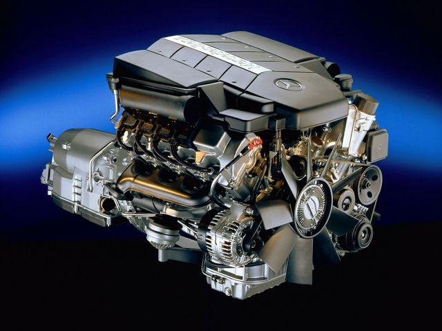 Технические характеристики двигателя M113 E43