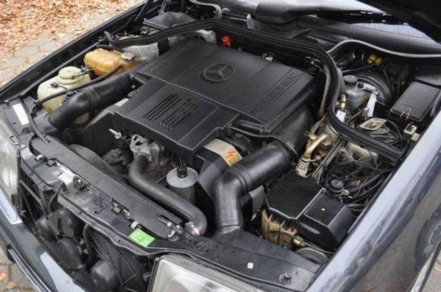 Мотор М119 E42
