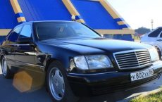 Mercedes-Benz S 420 W140 М119 E42