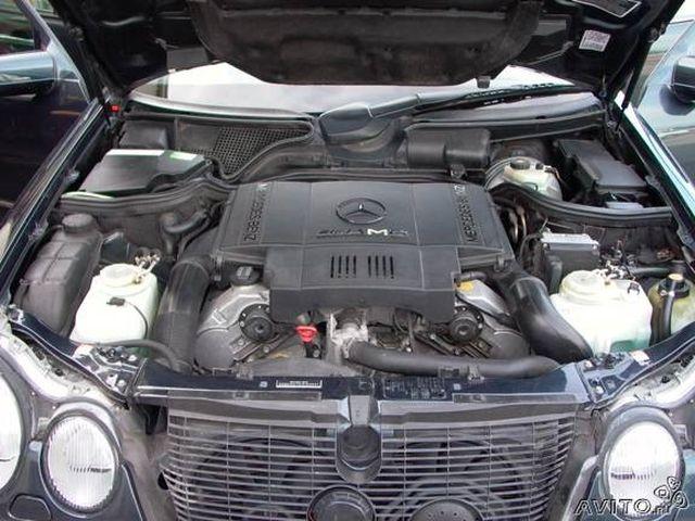 Двигатель М119 E42