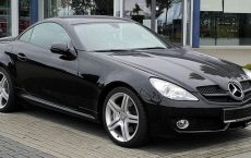 Mercedes-Benz SLK 200 Kompressor R171