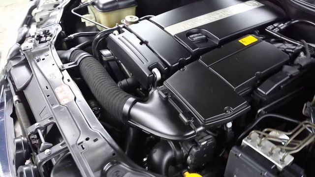Мотор MERCEDES-BENZ M271 E18