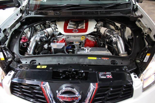 Мотор Nissan Qashqai
