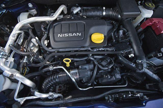 Мотор QASHQAI