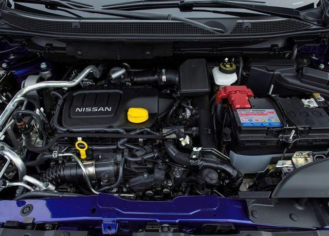 Двигатель QASHQAI