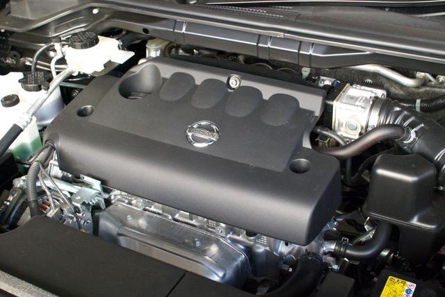 Мотор QR25DE