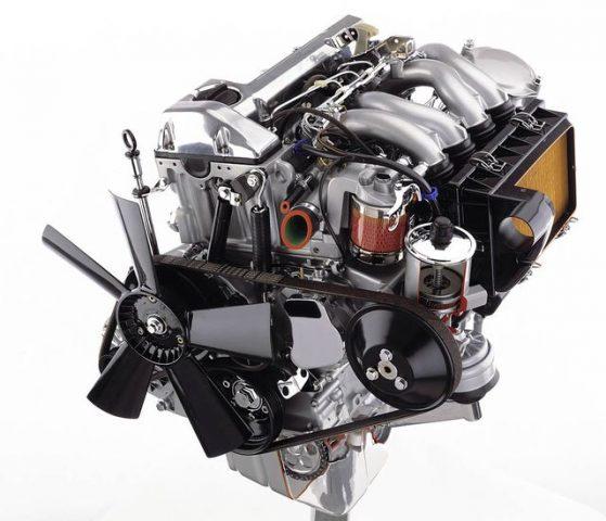 Мотор Sprinter